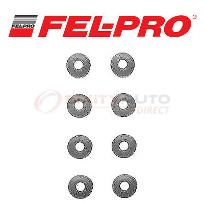 Fel Pro Valve Stem Oil Seal Set For 1962 Dodge Wm300 Power Wagon 5.2l V8 - Sk