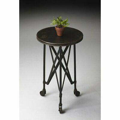 Butler Accent Table - Metalworks - 14.25 Diam. In.