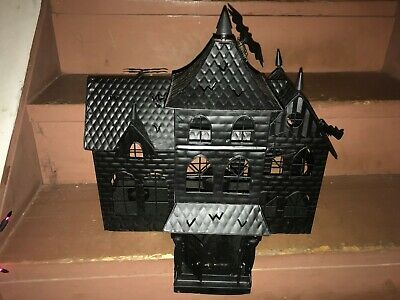 The Original 2008 Yankee Candle Boney Bunch Haunted House Halloween 1150997