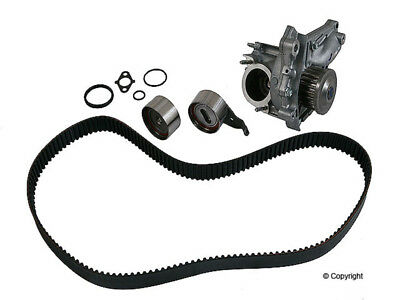 Aisin Engine Timing Belt Kit With Water Pump Fits 1987-2001 Toyota Camry Celica