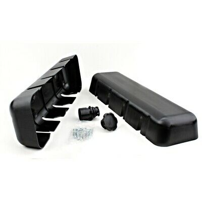 Holley 242-1 B/b Chevy Replica Ls Coil Covers