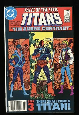 Tales Of The Teen Titans #44 Nm 9.4 1st Nightwing!