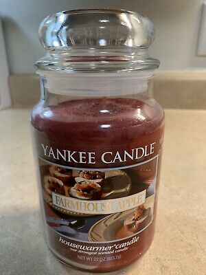 Yankee Candle Farmhouse Apple