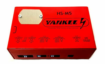 Yankee Hs-m5 Power Supply Brand New W/ Warranty! Free 2-3 Day Shipping In U.s.!