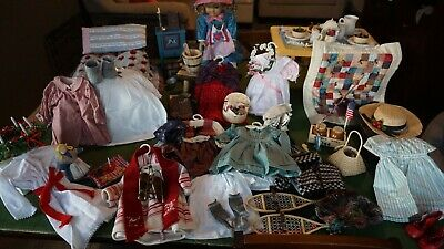 Kristen Larson American Girl Doll (retired) Collection - Everything Except Trunk