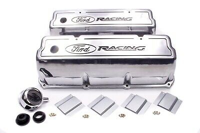 351c/400m For Ford Racing Valve Cover Set