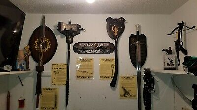 Game Of Thrones Weapons Collection Limited Edition Replicas Valyrian Steel Offer