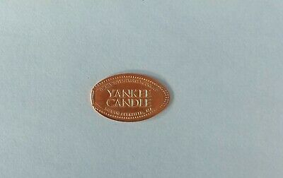 Yankee Candle South Deerfield Ma Pressed/elongated Penny