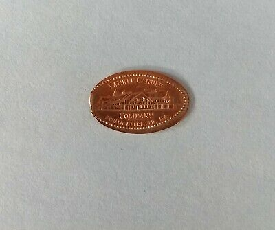 Yankee Candle Company South Deerfield Ma Building Pressed/elongated Penny