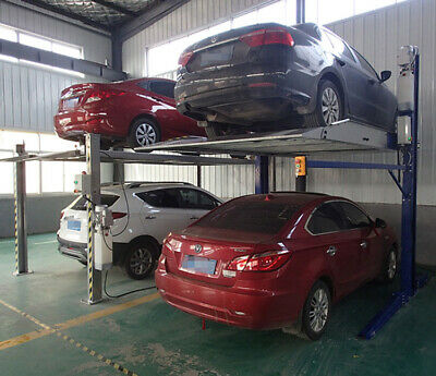 2 Post Car Parking Lift Equipment For Home Ptp23/2000