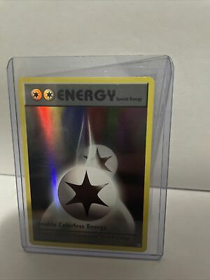 Double Colorless Energy 90/108 XY Evolutions Pokemon Reverse Holo Foil Rare Nice