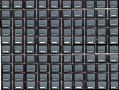 350 Lot      200 Gray Screens + 100  Play It Loud For Game Boy Original + 50 Gbp