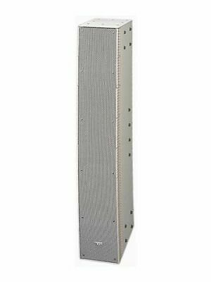 Toa Sr-s4s 600w Curved Short-throw Slim Line Array In White New