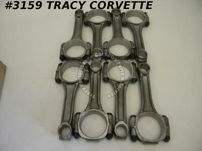 """1968-1982 Chevy Reconditioned 3/8"""" Pink Bjsbc High Performance Connecting Rods/8"""