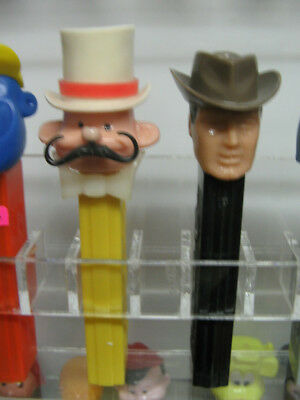 Pez Cowboy Prototype Early1970s, Less Than 10 Known,hard Plastic Hat