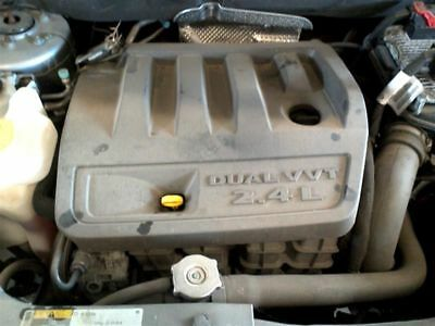 Engine 2.4l Vin B 8th Digit Without Oil Cooler Fits 08-15 Compass 1465804