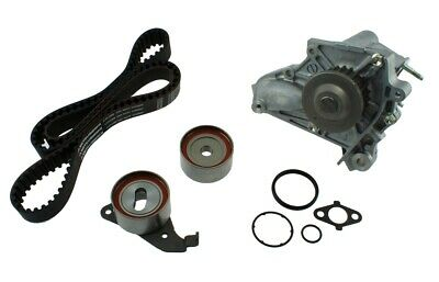 Engine Timing Belt Component Kit W/water Pump Fits 1987-2001 Toyota Camry Celica