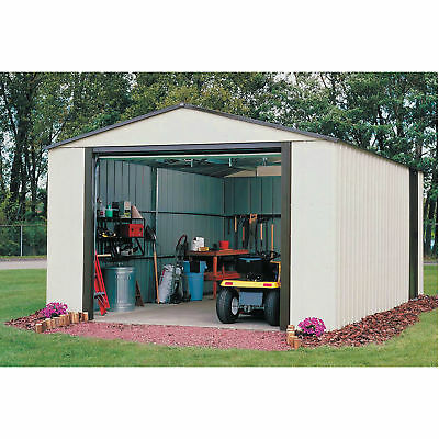arrow vinyl utility storage building  14ft. x 21ft., #vt1421