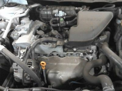Engine Qr25de 2.5l A 4th Vin J 1st Digit Fits 09-15 Rogue 1567913