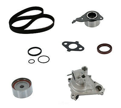 Engine Timing Belt Kit With Wate Fits 1987-2001 Toyota Camry Celica Rav4  Crp/co