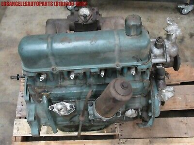 59 1959 Hillman Minx 1.5l Long Block Engine Motor Assembly