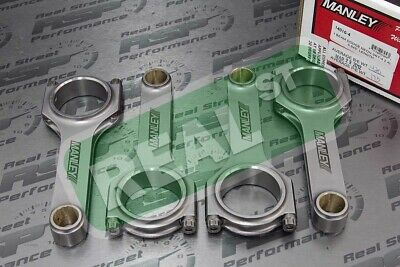 Manley Forged H-beam Connecting Rods 4340 Dodge Neon Srt4 Pt Cruiser 2.4l Turbo