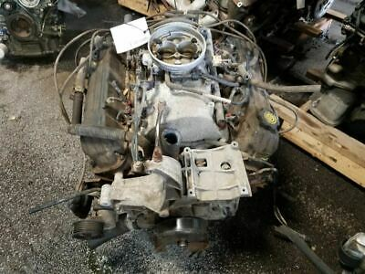Engine 02 2002 Dodge Ram 1500 5.9l V8 Motor 141k Miles Run Tested
