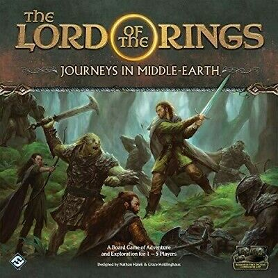 Lord Of The Rings: Journeys In Middle-earth Games (misc)
