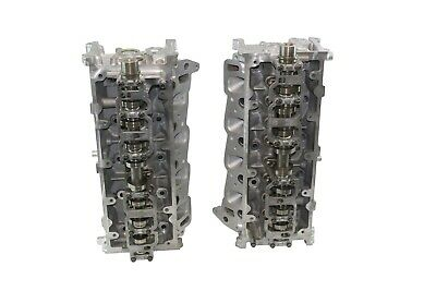 Ford F-150 Expedition 4.6 Cylinder Head Pair Cast # Rf-1l2e 1990 - 2014 Complete