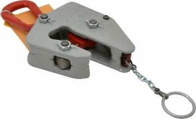 Campbell 6,000 Lbs. Load Capacity Locking E Clamp 1-1/4 Inch Max Grip And 2-5...