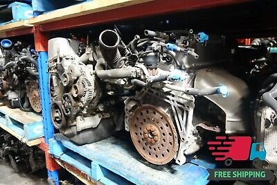 Acura Tsx Engine Motor K24a K24a2 Low Mileage Dohc Vtec Long Block 2004 2005
