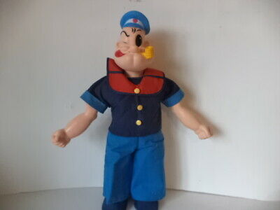1979 Uneeda Doll Co.  King Features Sy. Inc.  16 Inch Popeye Doll