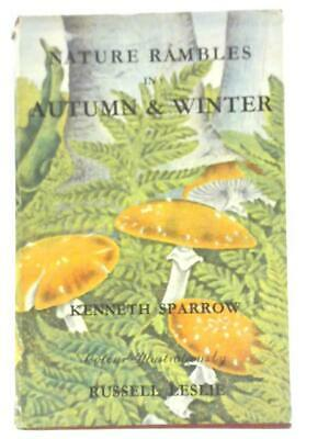 Nature Rambles In Autumn Winter (kenneth Sparrow - 1948) (id:53757)