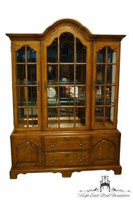 "Thomasville Furniture Fisher Park Collection 61"" Illuminated Display China Ca..."