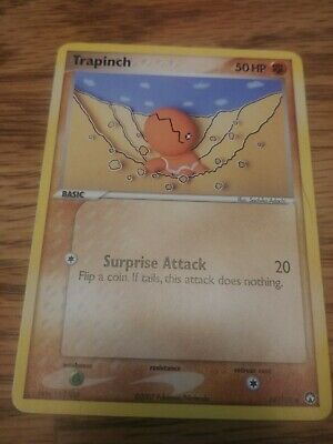 TRAPINCH  68/108  EX POWER KEEPERS Pokemon Card