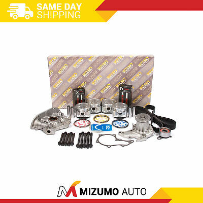 Overhaul Engine Rebuild Kit Fit 1987 Toyota Mr2 Corolla Gts 1.6 4agelc