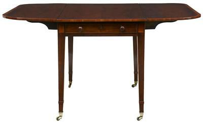 19th Century Regency Rosewood Pembroke Table