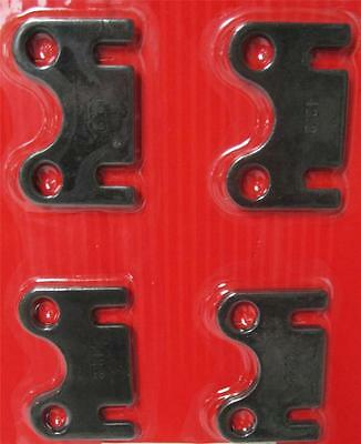 """Small Block Chevy Sbc 5/16"""" 5140 Steel Flat Guide Plates 262 305 327 400 5/16"""