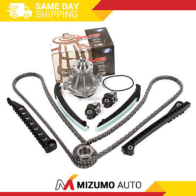 Timing Chain Kit Water Pump Fit 04-10 Expedition Ford F150 Lincoln Triton 24v