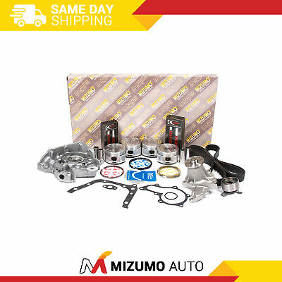 Engine Rebuild Kit (w/ Sensor Port) Fit 93-97 Geo Prizm Toyota Corolla 1.6l 4afe