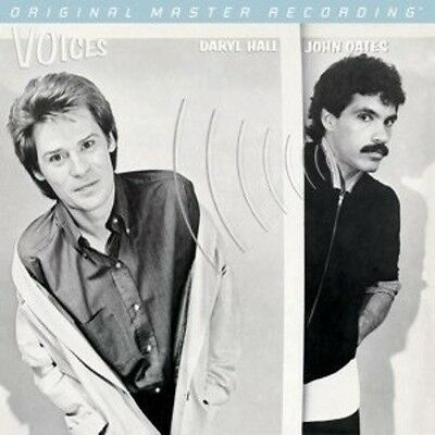 Voices By Daryl Hall & John Oates 180-gram Vinyl Lp Record Special Ltd 2014