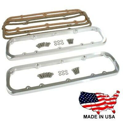 Chevy Sbc 283 302 305 327 350 400 To Ford Sbf 289 302 351w Valve Cover Adapters