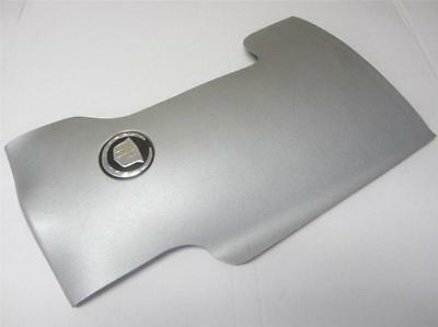 Oem Cadillac Engine Intake Manifold Cover Shield Top Silver With Emblem