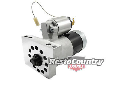 Chev Starter Motor Big /small Block Rotatable 153 Or 168 Gear 283 307 396 427