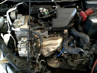 Engine Qr25de 2.5l A 4th Vin J 1st Digit Fits 09-15 Rogue 1436723