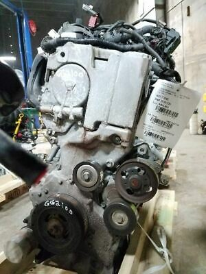 Engine Qr25de 2.5l A 4th Vin J 1st Digit Fits 09-15 Rogue 1325040