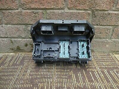 Jeep Wrangler Totally Integrated Power Module Fuse Box Tipm 13 2013 68163903