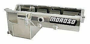 Moroso 20385 Drag Race Oil Pan