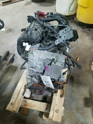 Engine Qr25de 2.5l A 4th Vin J 1st Digit Fits 09-15 Rogue 1364814