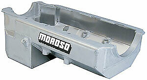 Moroso 20372 Drag Race Oil Pan